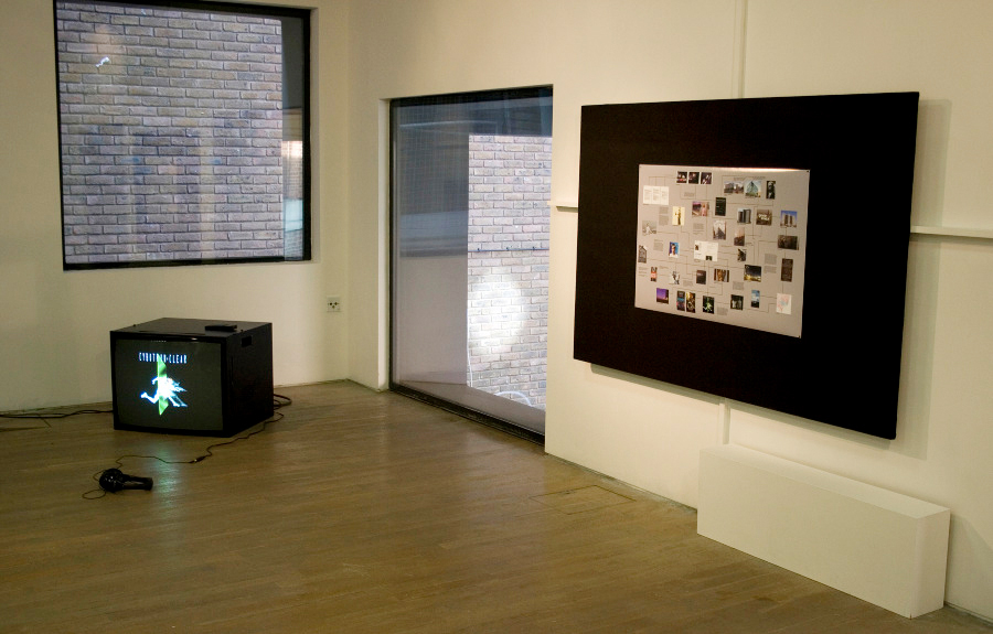General Availability of the Past, 2012, installation view